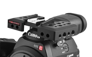 Genus Top Cheese Plate for the Canon C300 & C500 Cameras - GCP-C300