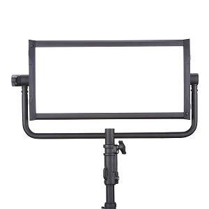 LitePanels Gemini 2x1 Color Soft Panel LED plus yoke DEMO with New Warranty 940-1301