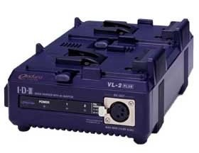 IDX VL-2PLUS 2-Channel Sequential Quick Charger