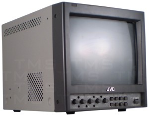 JVC TM-910SU 9-Inch Field/Studio Production Monitor USED