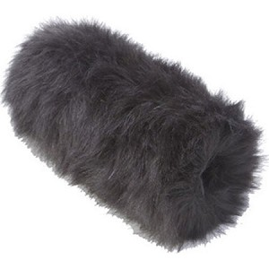 K-TEK Z-FSO-L Large Fuzzy Slip-On Windscreen