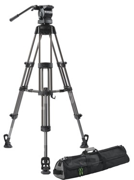 Libec RS-450M Tripod Package w/ Mid Spreader, 26.5lb Payload