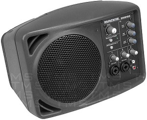 Mackie SRM150 5.25-Inch Compact Active PA System
