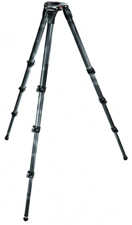 Manfrotto 503HDV Pro Video Head+536 CF Tripod+MBAG100P