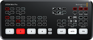 Blackmagic Design Atem Mini Pro HDMI Live Switcher