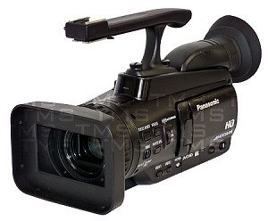 Panasonic AG-HMC40 Professional 3MOS AVCCAM Handheld Camcorder with 10.6MP Still Photo Feature