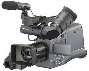 Panasonic AG-HMC70 Professional 3-CCD AVCHD Shoulder-Mount Camcorder