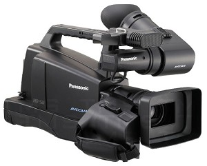 Panasonic AG-HMC80 3MOS AVCCAM HD Shoulder-Mount Camcorder
