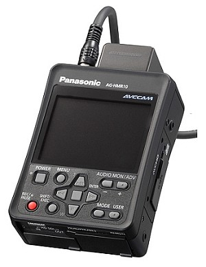 Panasonic AG-HMR10 Handheld AVCCAM HD Recorder/Player