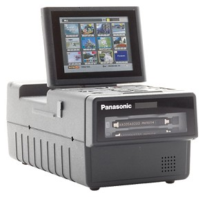 Panasonic AG-HPG10 Portable P2 Recorder with IEEE 1394 and USB 2.0 Interface