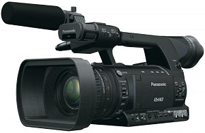 Panasonic AG-HPX250 P2 Handheld Camera