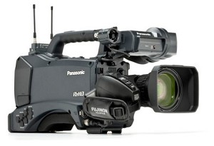Panasonic AG-HPX300 P2 HD Camcorder with AVC-Intra