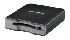 Panasonic AJ-PCD2 Single-Slot P2 Solid-State Memory Card Drive