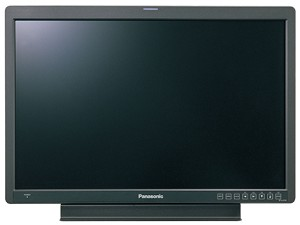 Panasonic BT-LH2550 25.5 Color LCD Monitor w/ native 1920 x 1200