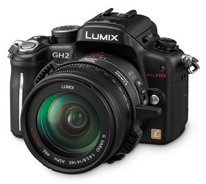 Panasonic DMC-GH2HK Lumix Digital Interchangeable Lens Camera