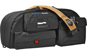 Panasonic / Portabrace P2HD-Case Carry-On Bag for P2 HD Cameras: Black