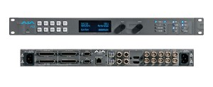 AJA FS2 Dual Channel HD/SD A/V Frame Synchronizer and Format Converter