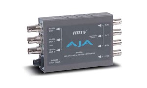 AJA HD10DA 1x6 HD/SD Distribution Amplifier