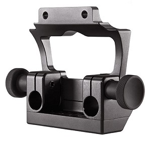 AJA CION Rear Baseplate w/15mm LWS - REAR-BASEPLATE