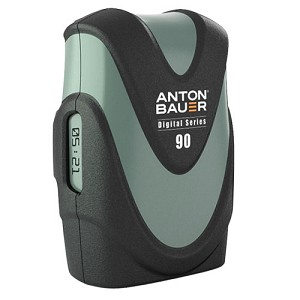 Anton Bauer Digital Battery Series G90 Gold Mount Lithium Ion Battery