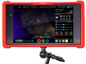 Atomos Ninja Assassin 4K HD Camera-Mounted Recorder Monitor & Deck
