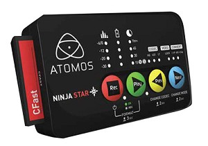 Atomos Ninja Star Pocket-size Apple ProRes Recorder & CFast Reader