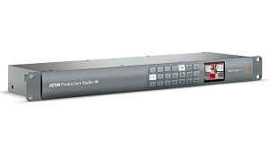 Blackmagic Design ATEM Production Studio 4K Live Switcher - SWATEMPSW04K