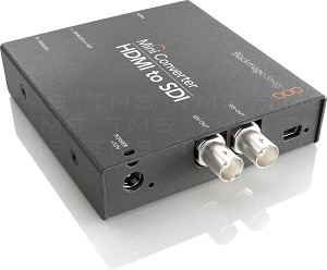 Blackmagic Design CONVMBHS2 Mini Converter HDMI to SDI