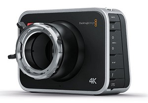 Blackmagic Designs Production Camera 4K PL Mount - CINECAMPROD4KPL