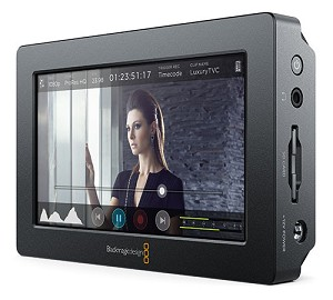 Blackmagic Video Assist High Resolution Monitor - HYPERD/AVIDAS5HD