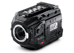 Blackmagic Design URSA Mini Pro 4.6K Digital Cinema Camera - CINEURSAMUPRO46K
