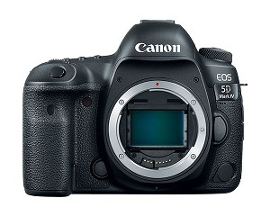 Canon EOS 5D Mark IV DSLR Camera Body - 1483C002