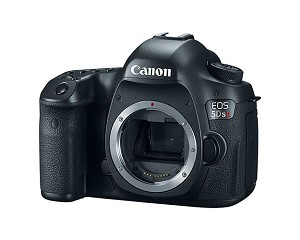 Canon 5DS R 50.6 Megapixel LPF DSLR Camera Body - 0582C002 DISCONTINUED