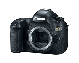 Canon 5DS 50.6 Megapixel DSLR Camera Body - 0581C002