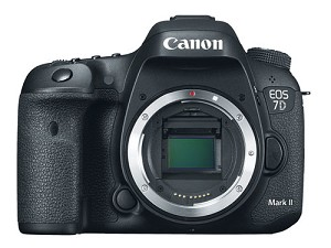 Canon EOS 7D Mark II Camera Body - 9128B002