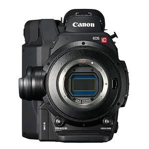 Canon C300 Mark II Cinema Camera EF-Mount 8.85 Megapixel - 0635C002