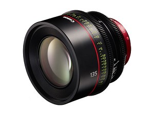 Canon CN-E135mm T2.2 L F Cinema Lens EF-Mount - 8326B001