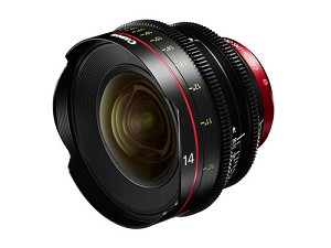 Canon CN-E14mm T3.1 L F Cinema Lens EF-Mount - 8325B001
