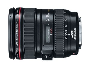 Canon EF 24-105mm f/4L IS USM - 0344B002