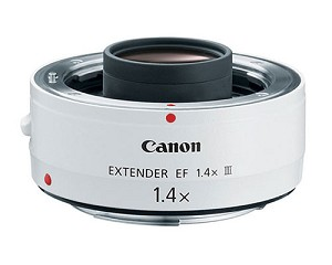 Canon Super Telephoto Lens Extender EF 1.4X III - 4409B002