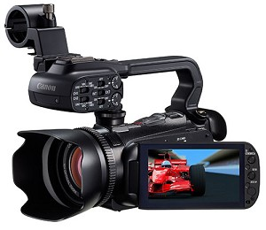 Canon XA10 Camcorder - 1080p - 2.37 MP - 10 x optical zoom - 4922B002