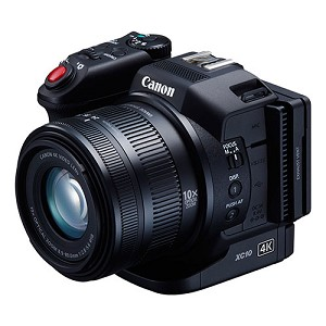 Canon XC10 Ultra High Definition 4K Camcorder - 0565C002