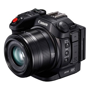Canon XC15 Compact 4K UHD Video Camcorder - 1456C002
