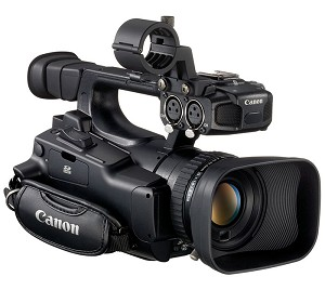 Canon XF100 HD Professional Camcorder - 4888B001