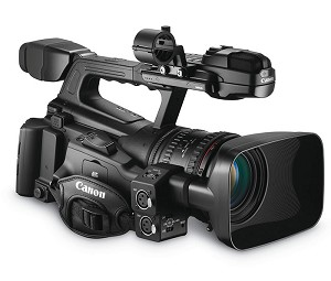 Canon XF300 Professional Camcorder - 4457B001