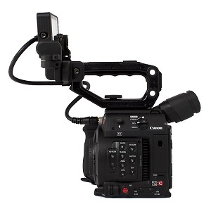 Canon C200 Digital Cinema Camera 4K RAW Internal w/ PL Mount 2215C017