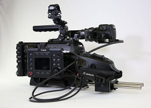 Canon C700 EF Mount Cinema Camera Production Bundle