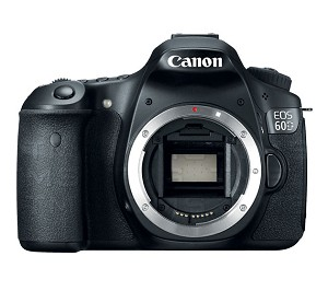 Canon EOS 60D 18.0 Megapixel DSLR Camera Body - 4460B003