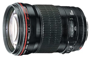 Canon EF 135mm f/2L USM - 2520A004