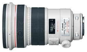 Canon EF 200mm f/2L IS USM - 2297B002